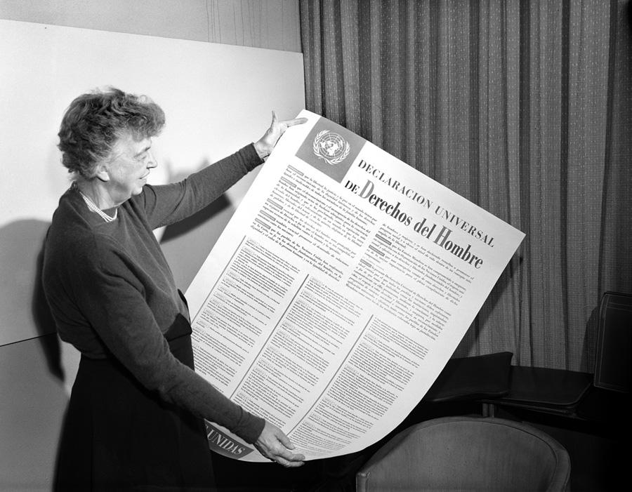 povelja ujedinjenih naroda o ljudskim pravima