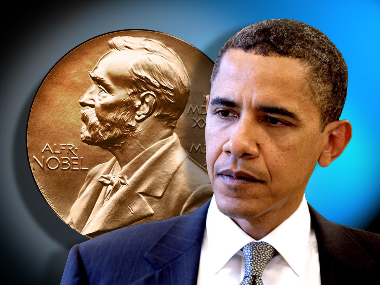 Obama i Nobelova nagrada za mir