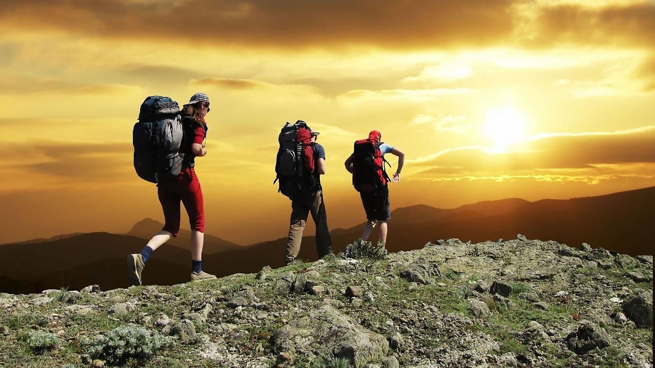 planinarenje - brzo hodanje